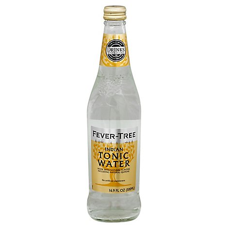 Fever-Tree Tonic Water Premium Indian - 16.9 Fl. Oz.