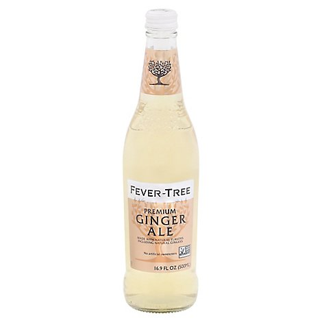 Fever-Tree Ginger Ale Premium - 16.9 Fl. Oz.