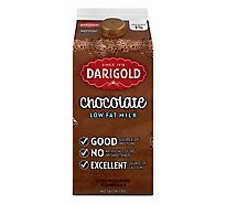 Darigold Milk Chocolate Milk Lowfat 1% - Half Gallon