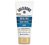 GOLD BOND Ultimate Cream Hand Healing - 3 Oz