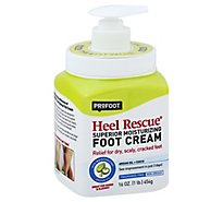 Profoot Heel Rescue Foot Cream - 16 Oz