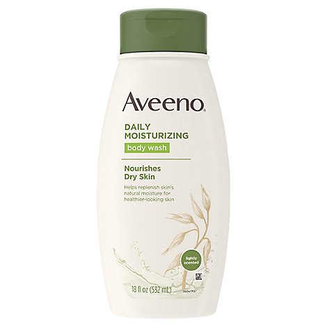 Aveeno Daily Moisturizing Body Wash - 18 Fl. Oz.
