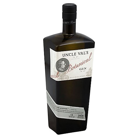 Uncle Vals Botanical Gin 90 Proof - 750 Ml