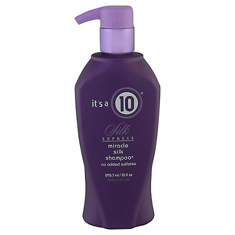 Its A 10 Express Miracle Silk Shampoo - 10 Fl. Oz.