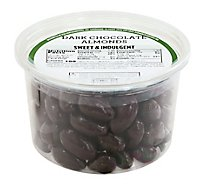 Dark Chocolate Almonds - 11 Oz