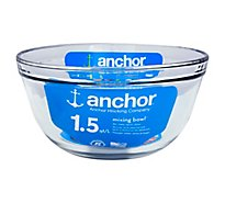 Anchor Hocking Mixing Bowl 1.5 Quart - Each