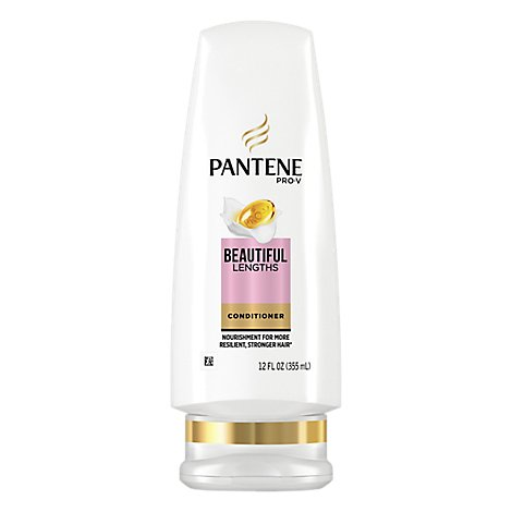 Pantene Pro-V Conditioner Strengthening Beautiful Lengths - 12.6 Fl. Oz.