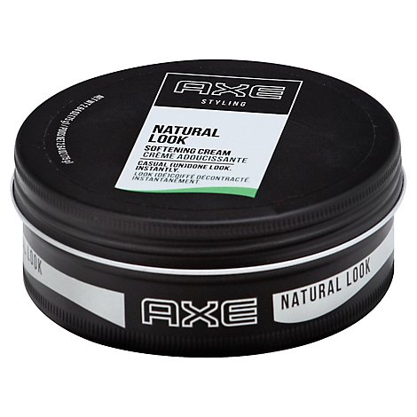 AXE Styling Hair Cream Softening Natural Look - 2.64 Oz