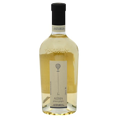 Astoria Pinot Grigio Wine - 750 Ml