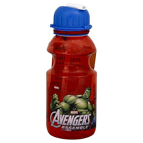 Zak Avengers 14oz Tritan Bottle - Each