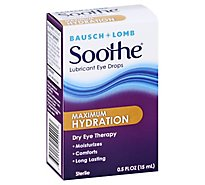 Soothe Lasting Lube Eye Drops - .5 Fl. Oz.