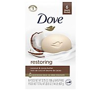 Dove Purely Pampering Beauty Bar Coconut Milk - 6-4 Oz