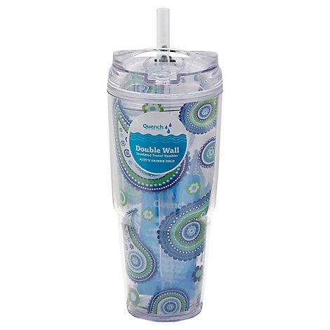 Quench Flower Dual Tumbler 2oz - Each