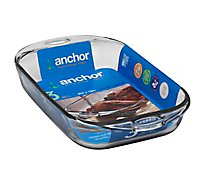 Anchor Bakeware Oversized Handles 9 x 13 Inch 3 Quart - Each