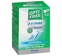 Alcon Opti-Free Pure Moist Disinfecting Solution Multi-Purpose - 2 Fl. Oz.