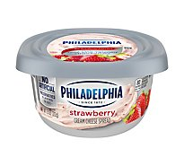 Philadelphia Cream Cheese Spread Strawberry - 8 Oz