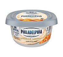 Philadelphia Cream Cheese Spread Soft Salmon - 8 Oz