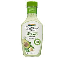 Bolthouse Farms Cilantro Avocado Yogurt Dressing - 14 Fl. Oz.