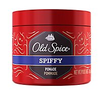 Old Spice Hair Styling Pomade Spiffy - 2.64 Oz.