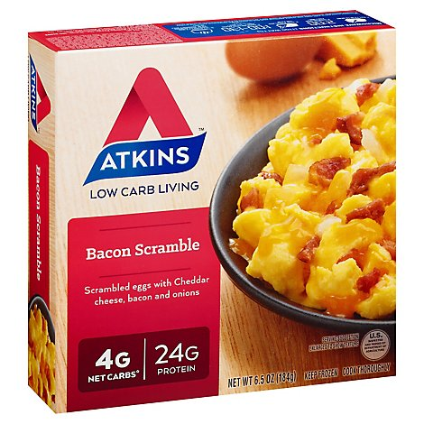 Atkins Bacon Scramble - 6.5 Oz