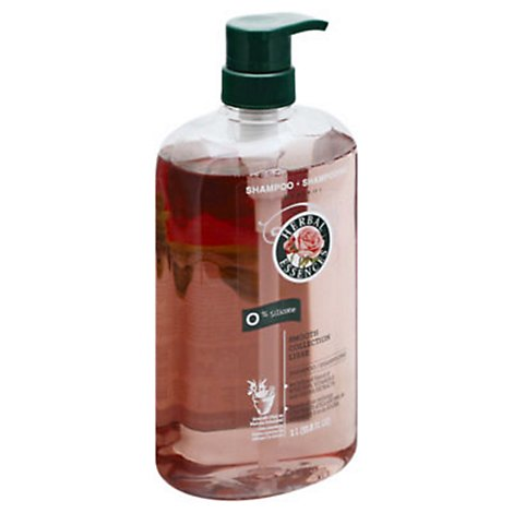 Herbal Essences Smooth Collection Lisse Shampoo - 33.8 Fl. Oz.