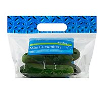 Signature Farms Cucumbers Mini - 1 Lb