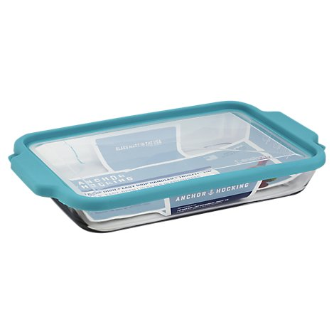 Anchor Bake With True Fit Lid - Each