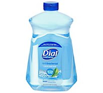 Dial Liquid Hand Soap With Moisturizer Spring Water - 52 Fl. Oz.
