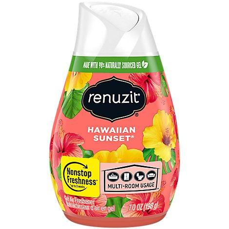 Renuzit Air Freshener Hawaiian Sunset - 7 Oz