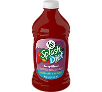 V8 Splash Diet Berry Blend - 64 Fl. Oz.