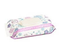 Signature Care Wipes Flushable - 60 Count