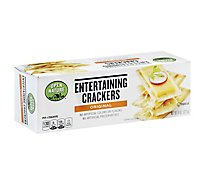 Open Nature Crackers Entertaining  Original - 8 Oz