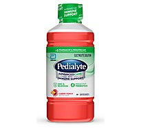 Pedialyte AdvancedCare Electrolyte Solution Ready To Drink Cherry Punch - 33.8 Fl. Oz.