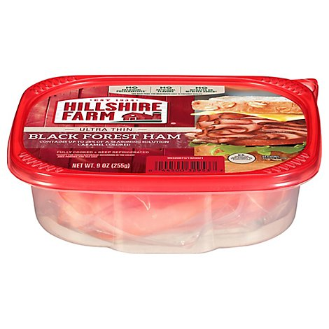 Hillshire Farm Ultra Thin Sliced Lunchmeat Black Forest Ham - 9 Oz