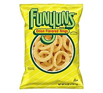 Funyuns Onion Flavored Rings - 6 Oz