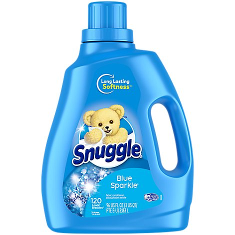 Snuggle Fabric Softener Blue Sparkle Jug - 96 Fl. Oz.