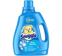 Snuggle Fabric Softener Blue Sparkle 120 Loads - 96 Fl. Oz.