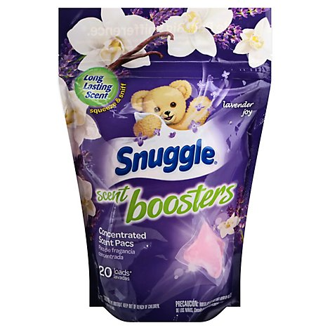 Snuggle Scent Boosters HE Lavender Joy Bag - 14.1 Oz