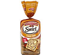 Pepperidge Farm Swirl Bread French Toast - 16 Oz