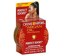 Creme Of Nature Perfect Edges Hair Gel with Argan Oil - 2.25 Oz