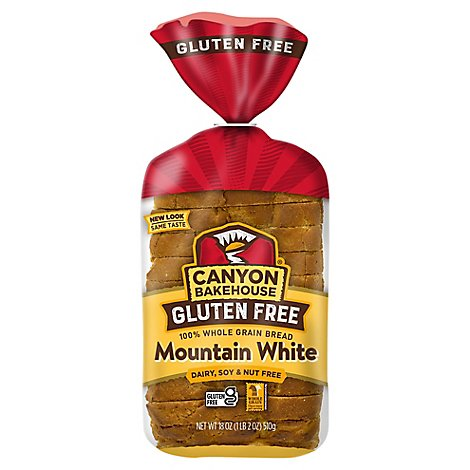Canyon Bakehouse Mountain White Bread - 18 Oz
