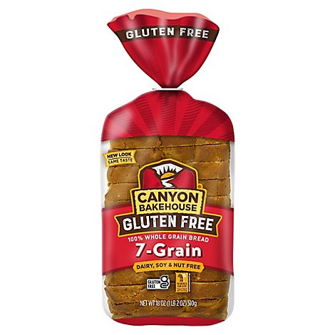 Canyon Bakehouse Bread 7-Grain - 18 Oz