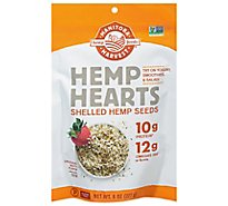 Manitoba Harvest Hemp Seed Nut Shelled - 8 Oz