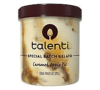 Talenti Gelato Caramel Apple Pie - 1 Pint