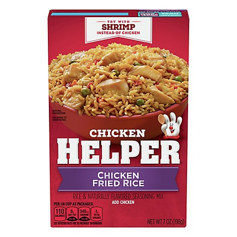 Betty Crocker Chicken Helper Chicken Fried Rice Box - 7 Oz
