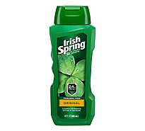 Irish Spring Body Wash Original - 18 Fl. Oz.