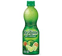 ReaLime Juice 100% Lime - 15 Fl. Oz.