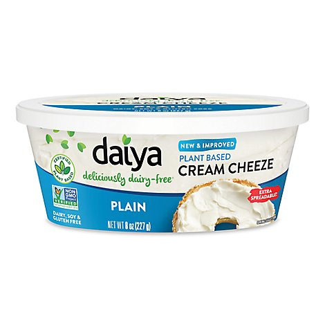 Daiya Plain Cream Cheese Style Spread - 8 Oz