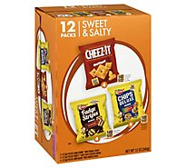Keebler Snacks Variety Pack Deluxe 12 Count - 12 Oz