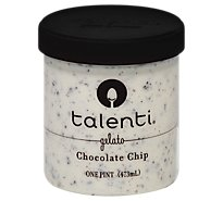 Talenti Gelato Chocolate Chip - 1 Pint